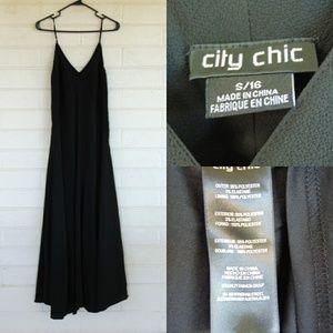 City Chic Boho Chic Maxi Dress 16
